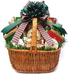 Gift Basket Village Holiday Cheese and Sausage Gift Basket, Large - http://www.specialdaysgift.com/gift-basket-village-holiday-cheese-and-sausage-gift-basket-large/