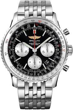 @breitling Watch Navitimer 01 Bracelet #add-content #bezel-bidirectional #bracelet-strap-steel #brand-breitling #case-depth-14-25mm #case-material-steel #case-width-43mm #chronograph-yes #date-yes #delivery-timescale-1-2-weeks #dial-colour-black #gender-mens #luxury #movement-automatic #official-stockist-for-breitling-watches #packaging-breitling-watch-packaging #style-sports #subcat-navitimer #supplier-model-no-ab012721-bd09-443a #warranty-breitling-official-2-year-guarantee…