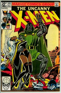 X-Men 145 (VF- 7.5) pence
