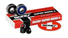 Super Swiss 6? or maybe just Bones Swiss original? The super really catches my interest though. MOAR SPEED!