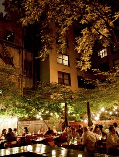ESSEN– Das Rohkost- Restaurant Pure Food and Wine in New York