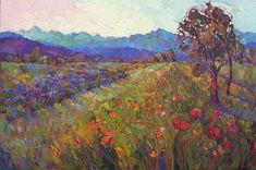 Northwest Poppies by Erin Hanson