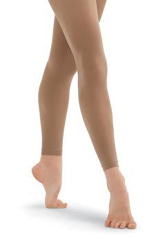 Adult Microfiber Footless Dance Tights   Balera™