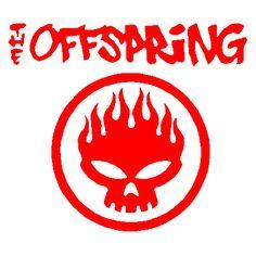 The Offspring logo. #musiclogos #logos #musicart http://www.pinterest.com/TheHitman14/music-logos-%2B/