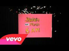 J. Balvin - 6 AM (Audio) ft. Farruko - YouTube