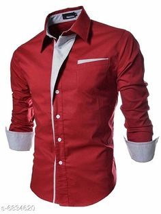 Checkout this latest Shirts Product Name: *New Attractive Men's Shirt* Fabric: Cotton Sleeve Length: Long Sleeves Pattern: Solid Multipack: 1 Sizes: S Country of Origin: India Easy Returns Available In Case Of Any Issue   Catalog Rating: ★4 (923)  Catalog Name: New Attractive Men's Shirt CatalogID_1090857 C70-SC1206 Code: 234-6834620-3801