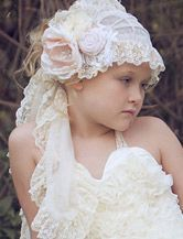 Lovely Vintage Sash/Headband Pair it with Dollcake Can Can Parasol Frock! Now in Stock