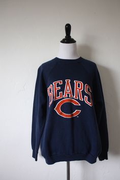 Vintage Chicago Bear Sweatshirt 12fbbed21756