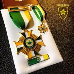 Medalla Alcaldía Puerto Rico. Departamento de Caqueta. Colombia.