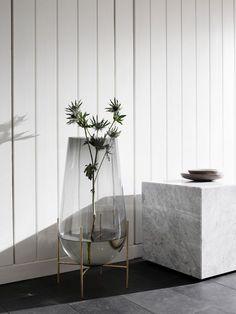 MENU SS17 Echasse Vase minimalist interior furniture and accessories collection