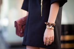 Unzip :: Shift dress