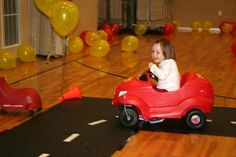 Hostess with the Mostess® - Landon's Race Car Party
