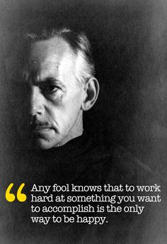 Nobel-Winning Playwright Eugene O'Neill on Happiness and the True Measure of Success in a Letter to His Unmotivated Young Son | Brain Pickings