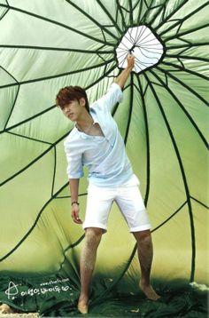 Sungmin - SJ in Hawaii photo book