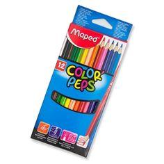 Triangular Coloured Pencils