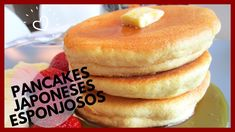 Breakfast Desayunos, Breakfast Recipes, Some Recipe, Recipe Of The Day, Waffles, Pancakes, No Cook Desserts, Omelette, Sin Gluten