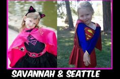 The Battle for Savannah and Seattle. on GoFundMe - $2,163 raised by 25 people in 20 days.  Still a long way to go to help these two little warriors!!!!!