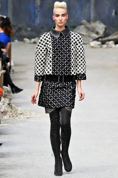 Alta-Costura inverno 2014 - Chanel