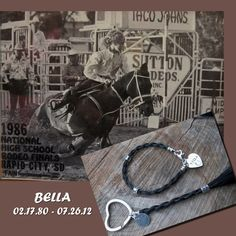 What a great way to celebrate the special bond between you and your horse! Check out Braided Tails @ www.braidedtails.com