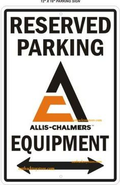 Allis Chalmers 12