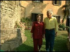 How Frances Mayes bought Bramsole...Real Life in the Tuscan Sun