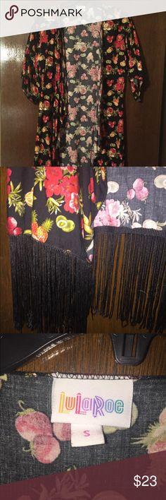 LulaRoe Monroe Worn once as a swimsuit cover up on my honeymoon. LulaRoe Monroe- great condition LuLaRoe Other