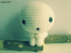 princess mononoke crochet hayao miyazaki anime