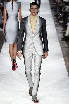 Alexander McQueen | Spring 2009 Menswear Collection | Style.com
