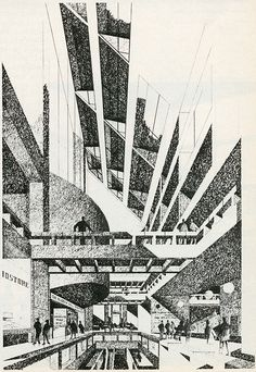 William Pedersen. Architectural Record. Jan 1970: 137