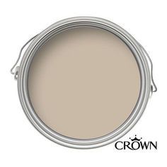 Crown Kitchen and Bathroom Almond Biscuit - Matt Paint - 2.5L at Homebase -- Be inspired and make your house a home. Buy now.