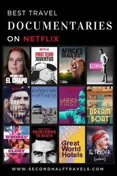 16 Best Travel Documentaries on Netflix Bitten by the travel bug? These Netflix travel documentaries will pacify your wanderlust between trips as you explore the world from the comfort of your couch. Volkswagen Bus, Malaga, Bangkok, Wanderlust Book, Netflix Movies To Watch, Netflix Documentaries, Photography Competitions, Easy Day, Us National Parks