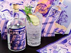 Applaus Stuttgart Dry Gin – der schwäbische Zimt-Gin im Cocktail-Test