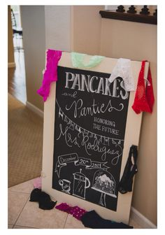 Pancakes & Panties!!