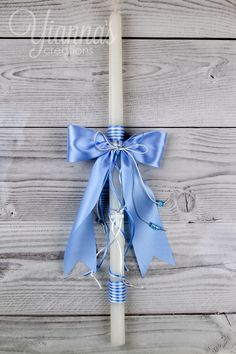 Blue Easter Lambatha # LE-08 $15 at Yianna's Creations