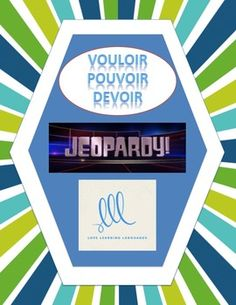 french faire expressions jeopardy game | students, french, Powerpoint templates