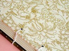 Caderno Folhas e Flores - Querida Clementina - Cadernos Especiais