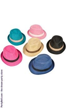 Fedora Hat (Child) Have these coming soon..>Sonnie Day Fedoras Hat Line