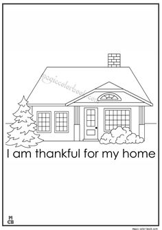 Free Online Coloring, House Colors, Coloring Books, Floor Plans, Houses, Drawings, Vintage Coloring Books, Homes, Sketches
