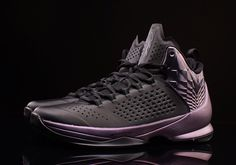 "Jordan Melo M11 ""Medium Berry"" - SneakerNews.com"