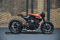 ��� by @xaxis.co HONDA CBX750 _ #honda #cbx #caferacer #custom #bike #motorcycle #saintmotor