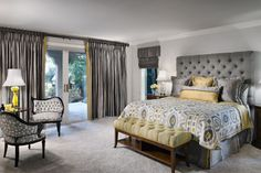 Bedroom Photos Gray Master Bedroom Chandelier Design, Pictures, Remodel, Decor and Ideas - page 30
