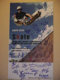 """""""Skate"""": il libro di Paolo Pica spiega come coniugare sicurezza, scioltezza e divertimento."""