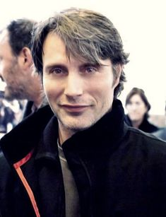 Mads Mikkelsen, I just finished watching his movie too lol