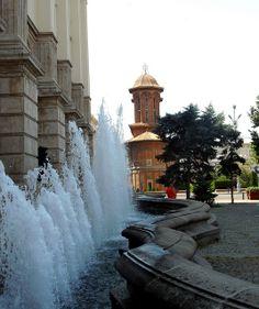 Downtown Bucharest, Romania
