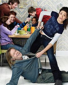 Love the Gallaghers!