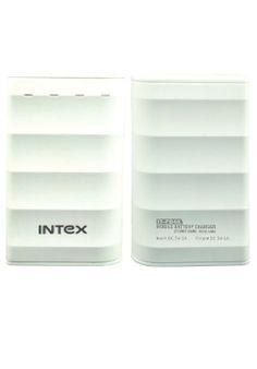Intex IT PB-4K 4000mAH Power Bank  mAH : 4000mAH  Output : USB 2.0 Output Port #Intex #PowerBank