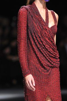 Givenchy Haute Couture Spring 2014 - Details