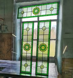 Stained glass windows   Light Leaded Designs   Rossendale Victorian Stained Glass Panels, Modern Stained Glass, Stained Glass Door, Making Stained Glass, Stained Glass Projects, Window Maker, Selling Crafts Online, Glass Ceiling, Acrylic Art