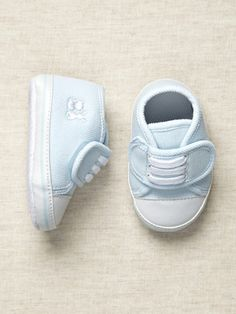 baby boy shoes - corduroy!
