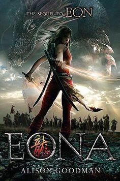 Eona by Alison Goodman | http://www.goodreads.com/book/show/7992995-eona